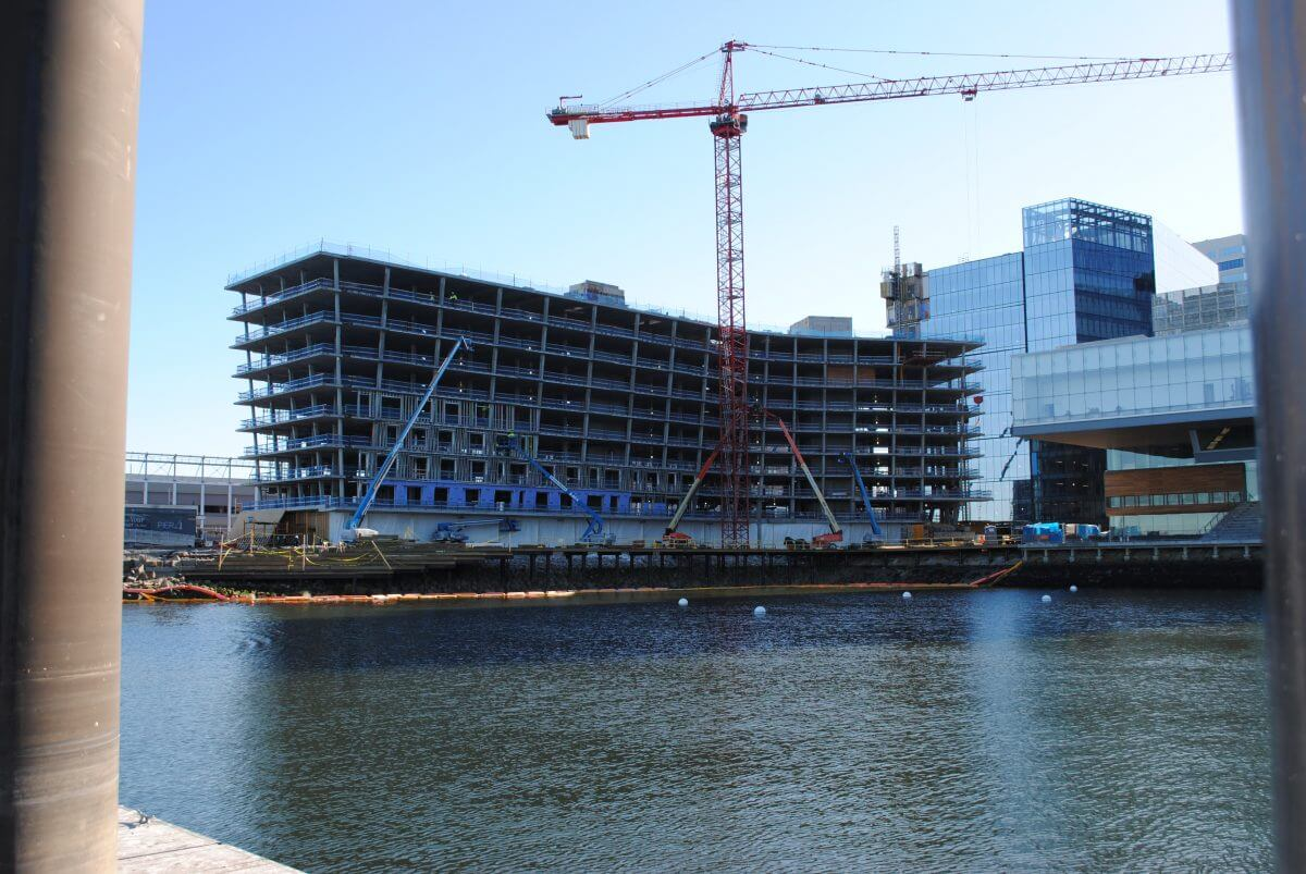 PIER 4 is Taking Shape | Luxury Seaport Condos for Sale
